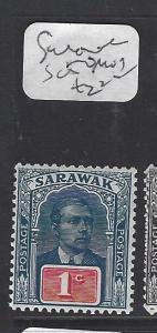 SARAWAK  (P1209B)  BROOKE 1C  SG  50   MOG
