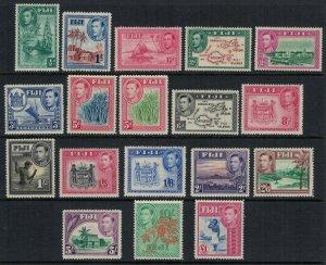 Fiji #117-31B*  CV $199.30