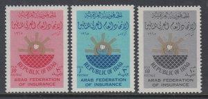 Iraq 369-371 MNH VF