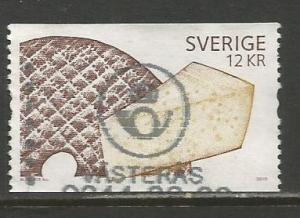 Sweden  #2644  used  (2010)  c.v. $3.50