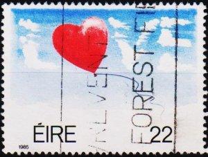 Ireland. 1985 22p S.G.603 Fine Used