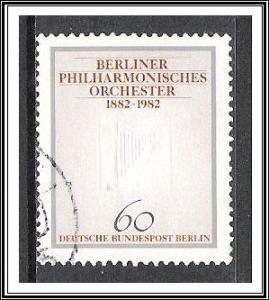 Germany Berlin #9N472 Philharmonic Centenary Used