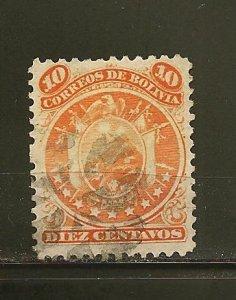 Bolivia 31 Used