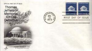 United States, First Day Cover, District of Columbia