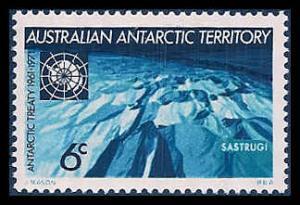 Australian Antarctic Territory L19 Mint VF H