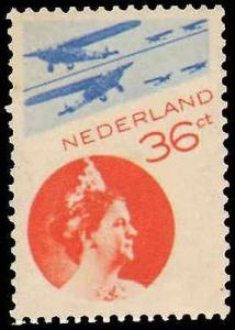 NETHERLANDS #C9 MINT NEVER HINGED COMPLETE SET