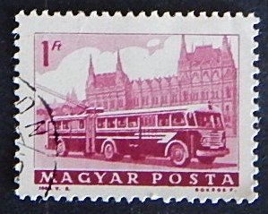 Magyar post, (2238-T)