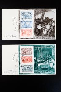 US Discovery of the World Stamped First Day Cover