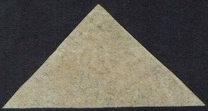 CAPE OF GOOD HOPE 1863 TRIANGLE 6D DLR PRINTING