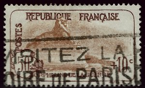 France SC B21 Used F-VF hr...Highly Collectible!!