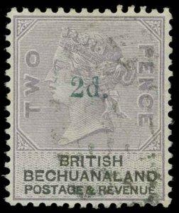 Bechuanaland Scott 27 Gibbons 24 Used Stamp