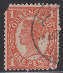 Queensland Sc#109 Used - faults