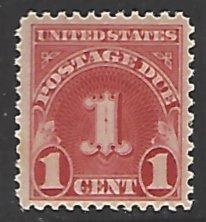USA #J70 MNH Single Stamp cv cv $6.25