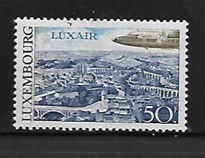 LUXEMBOURG, 473, MINT HINGED, TOURIST PUBLICITY