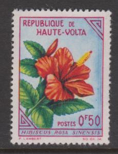 Upper Volta Sc#111 MNH