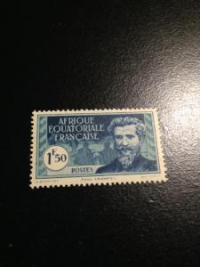 French Equatoriale Africa sc 61 mnh