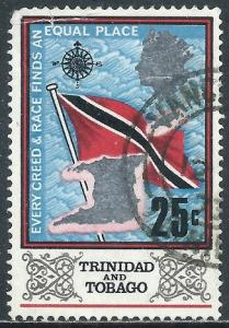 Trinidad & Tobago, Sc #153, Used