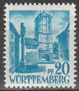 Germany #8N7 MNH (S6729)