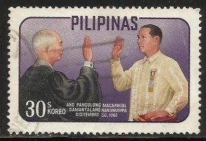 Philippines 1962 Scott# 867 Used