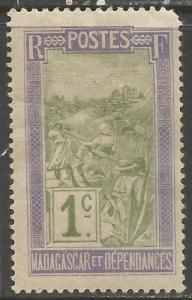 MALAGASY REPUBLIC 79 MOG Z7452
