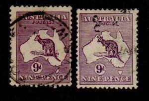 Australia 50 Used Wmk. 10