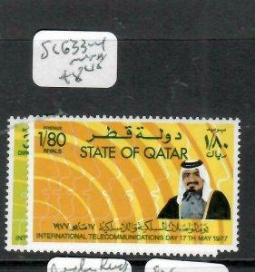 QATAR (PP0106BB)  SG 623-4    MNH