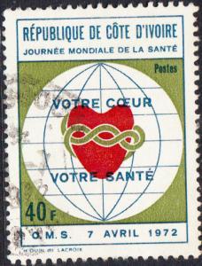 Ivory Coast #324