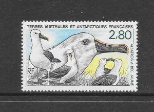 BIRDS - FRENCH SOUTHERN ANTARCTIC TERRITORIES #155   MNH