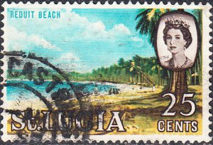 St. Lucia    #191     Used