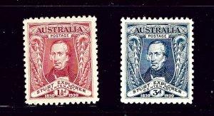 Australia 104-05 MH 1930 Set      (P94)