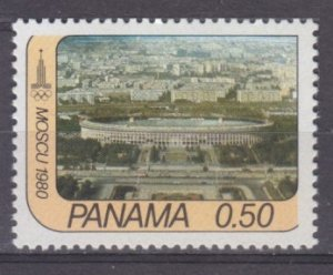 1980 Panama 1334 1980 Olympic Games in Moscow