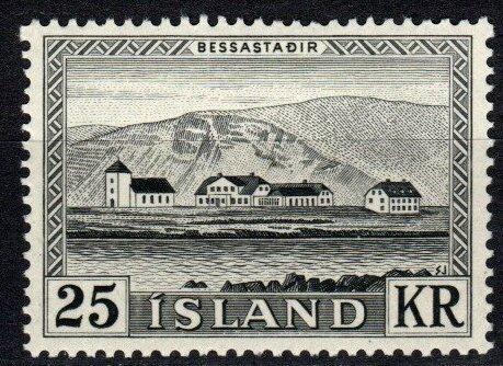 Iceland #305 MNH  CV $25.00 (X6810)