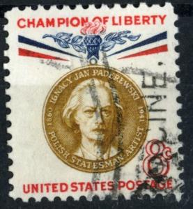 United States - SC#1160 - USED -1960 - Item USA273