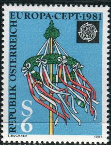 Austria #1178 MNH - Make Me An Offer