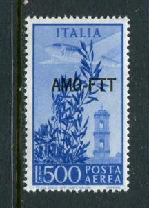 Trieste Zone A (Italy) #C25 Mint