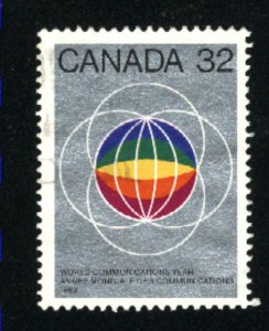 Can #976   -1   used VF 1983 PD