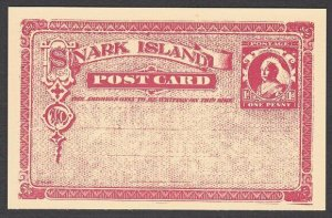 GB WONDERLAND Gerald King SNARK ISLAND fantasy postcard.....................R262