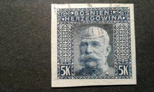 Bosnia #45b used e208 10738