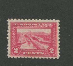 1915 United States Postage Stamp #402 Mint Never Hinged F/VF Original Gum