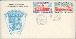French Southern and Antarctic Terr., Ships