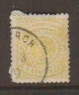 Luxembourg #32 Used