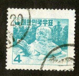 KOREA 269 USED BIN .45 ART