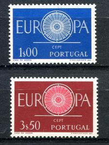 Portugal  Europa 1960 Mint VF NH