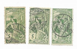 Switzerland #98 Used - Stamp - CAT VALUE $2.00 PICK ONE