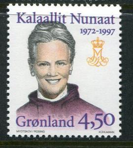 Greenland #314 Mint
