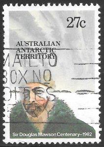 [20664] Australian Antarctica Used