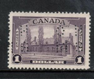 Canada #O245 Very Fine Mint Original Gum Hinged