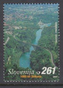 Slovenia 456 MNH VF