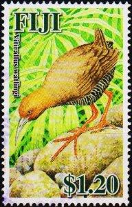 Fiji. 2006? $1.20 Fine Used