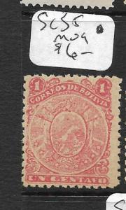 BOLIVIA (P1503B)  1C  SC 35  MOG